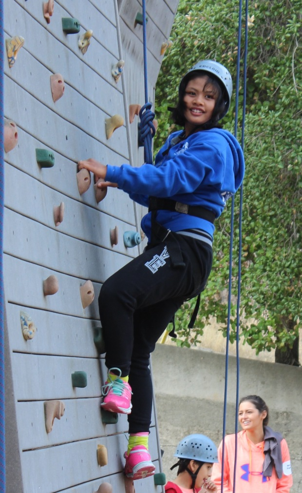 ENN climber