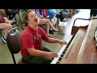C piano ENN